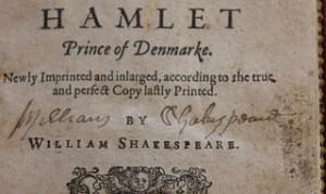 Signature Shakespeare