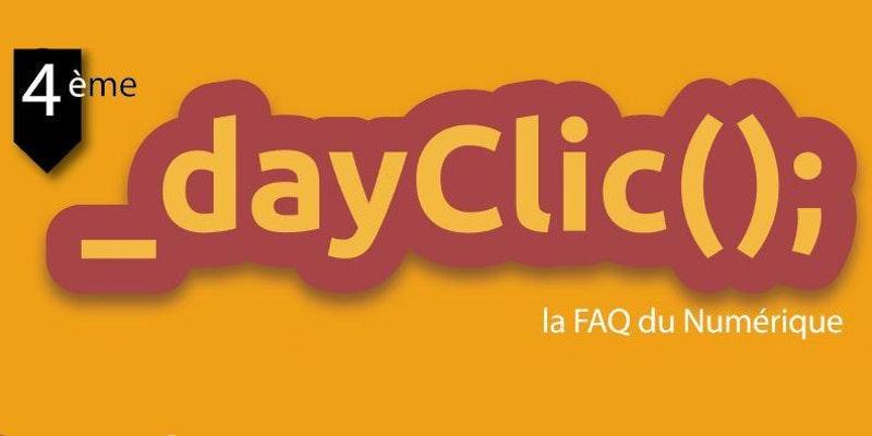 entête 4e journée DayClic, Le Mans