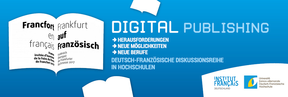 ent�te tables rondes G�ttingen, Digital Publishing